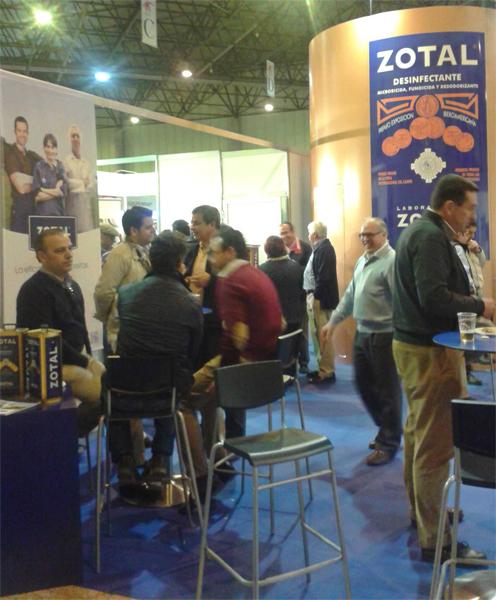 Zotal Laboratorios en SIAG 2014