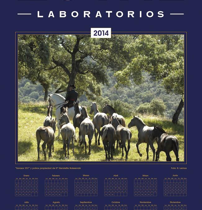 Laboratorios Zotal presenta su Almanaque 2014