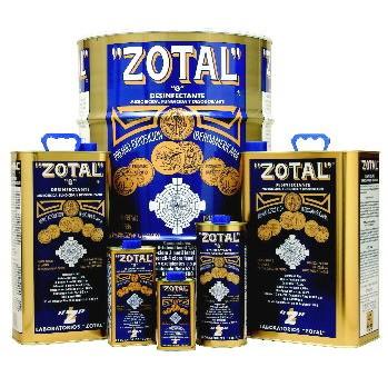 Consulta: ¿Cómo aplicar Zotal en la limpieza y desinfección de albergues animales?