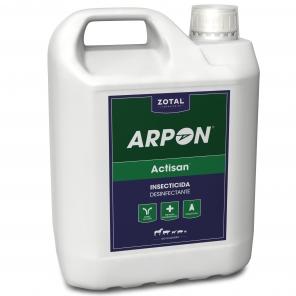 Nuestro producto Actisan aparece ahora agrupado en la gama ARPON