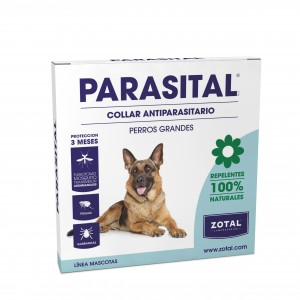 collar parasital