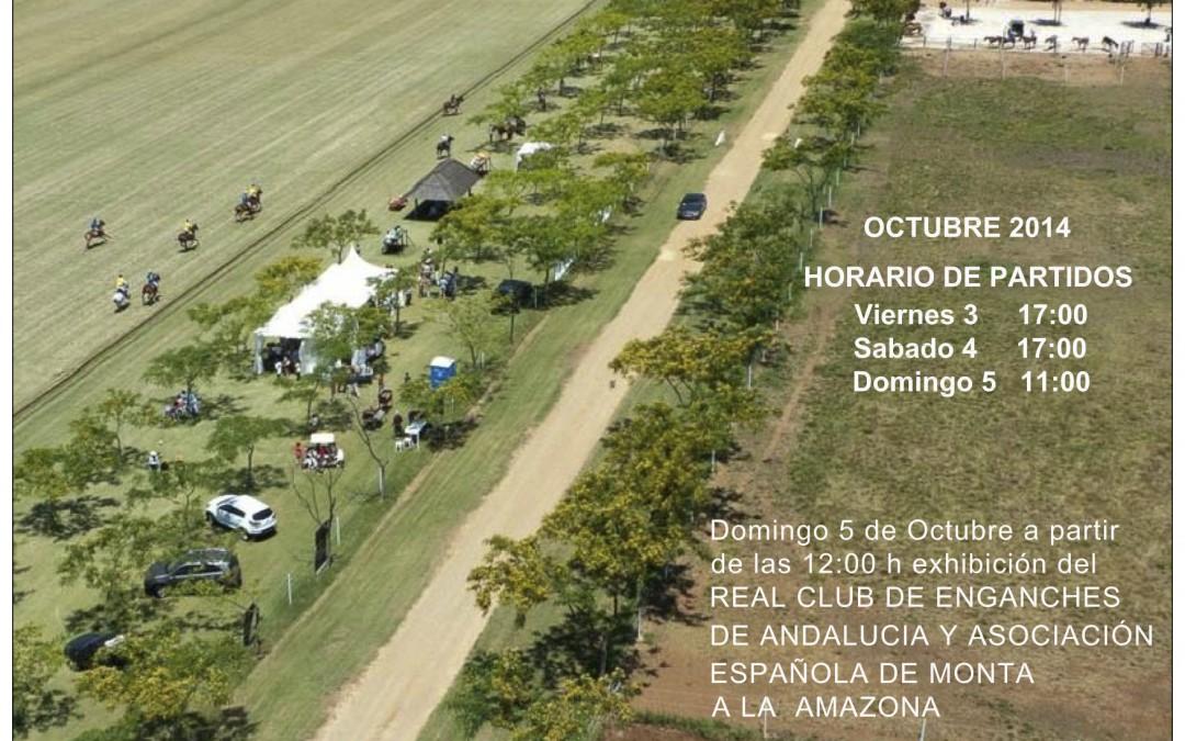 Zotal Laboratorios patrocina el VIII Campeonato de España Femenino de Polo