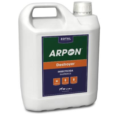 Arpon Destroyer insecticida para insectos rastreros
