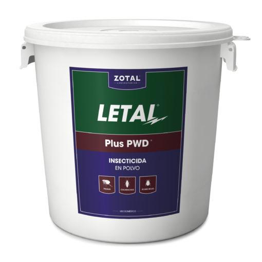 Letal Plus PWD insecticida en polvo
