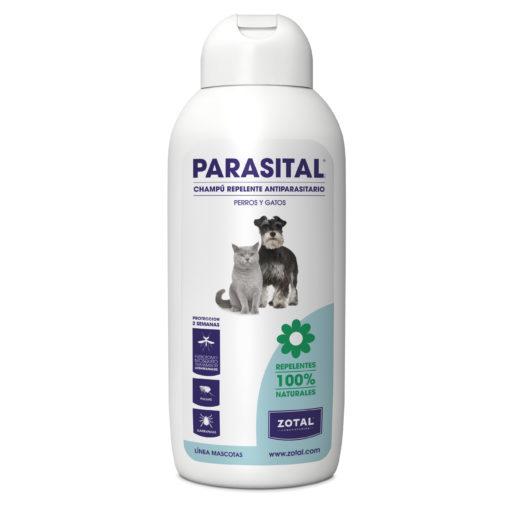 Parasital Champú Repelente Antiparasitario