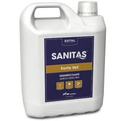 Sanitas Forte Vet desinfectante de amplio espectro