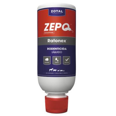 Zepo Ratonex rodenticida líquido