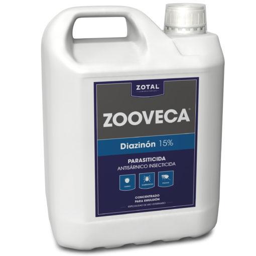 Zoovea Parasiticida Antisárnico Insecticida