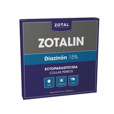 Zotalin Collar Ectoparasiticida para perros