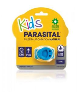 Parasital Kids Pulsera repelente de mosquitos