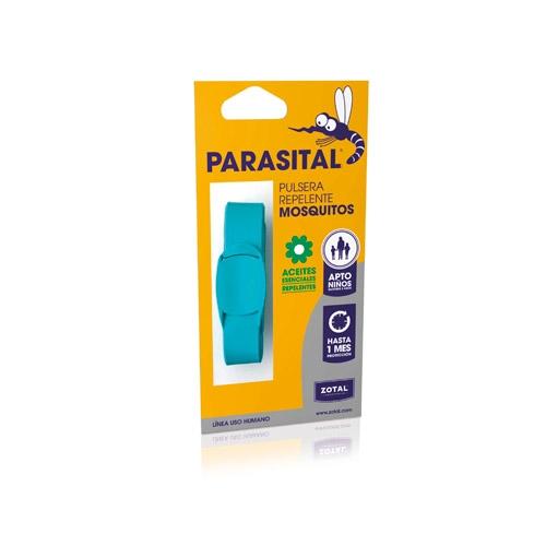 La pulsera Parasital: Protección eficaz contra los mosquitos