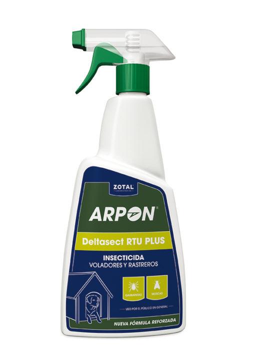 Arpon Deltasec rtu plus insecticida pulverizador