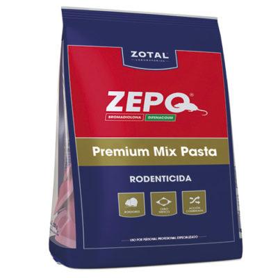zepo premium mix pasta rodenticida