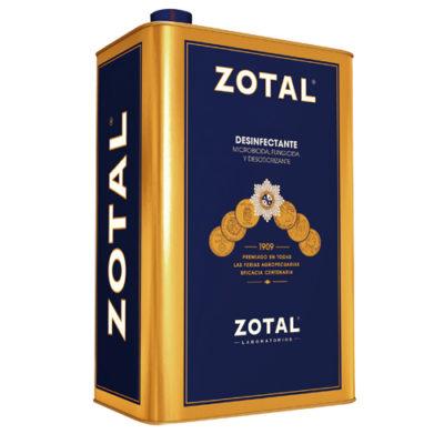 Imagen del desinfectante Zotal para uso doméstico