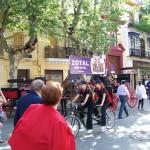 Barrio del Arenal de Sevilla