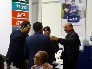 Zotal en SICAB 2015