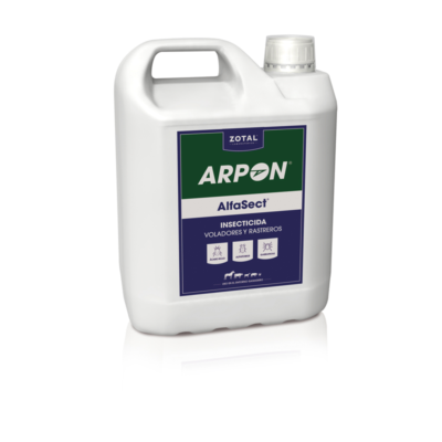 ARPON Alfasect, insecticida ganadero