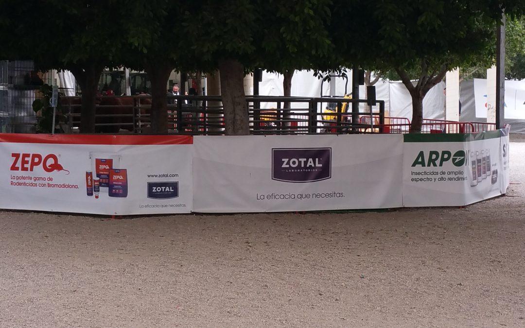 Zotal colabora en SEPOR con Adespolorca
