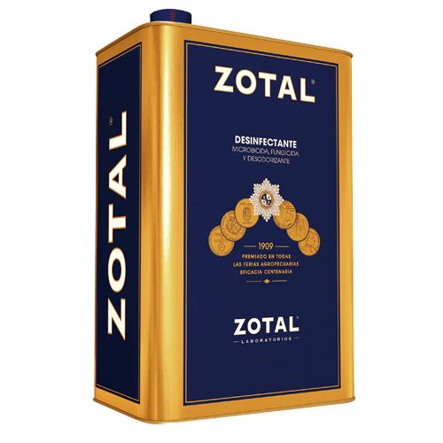 ¿Cómo emplear ZOTAL para el uso doméstico?
