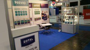 Zotal en EuroTier 2016