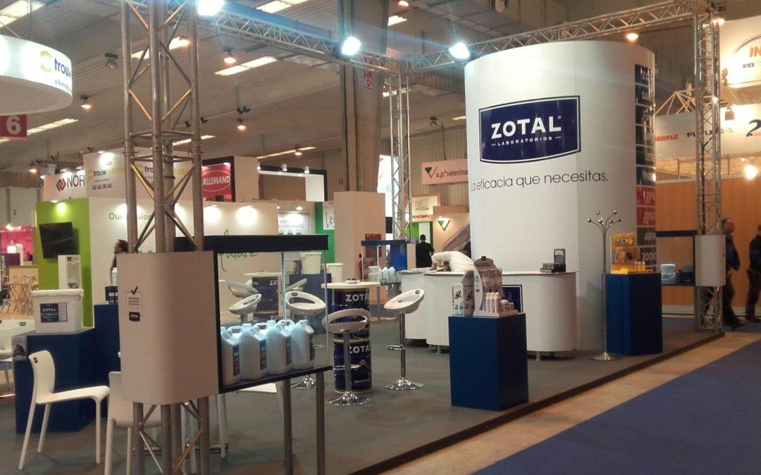 Zotal está presente en FIGAN 2017