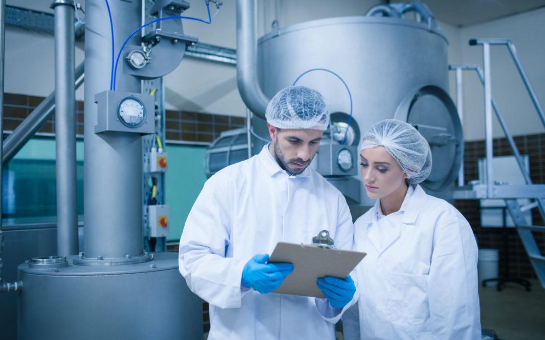 Desinfección e higiene de las industrias agroalimentarias