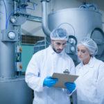 Imagen de técnicos de desinfección e higiene de industrias agroalimentarias
