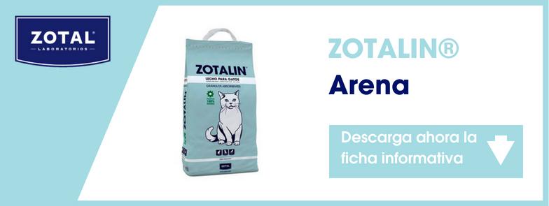 Descargar ficha de Zotalin Arena