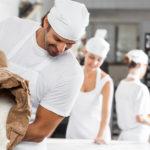 Imagen de panadero | Desinfectantes en la industria alimentaria | Zotal