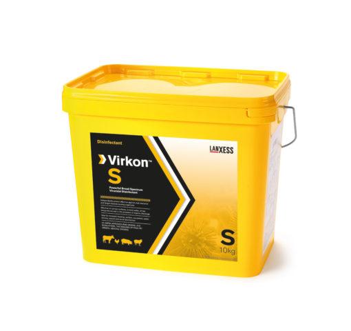 Imagen del desinfectante virucida Virkon S | Zotal