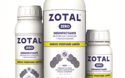 Cómo usar Zotal Zero en ámbito doméstico
