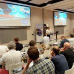 La jornada sobre bioseguridad avanzada se celebró en el hotel Novotel de Madrid