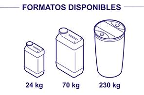formato previo dairy alcalino