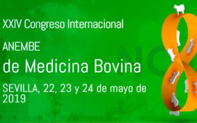 ZOTAL participa en el Congreso Internacional ANEMBE de Medicina Bovina