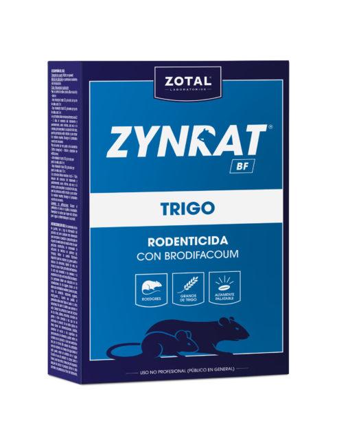 Imagen del paquete del producto ZYBRAT BF Trigo elaborado por Laboratorios Zotal