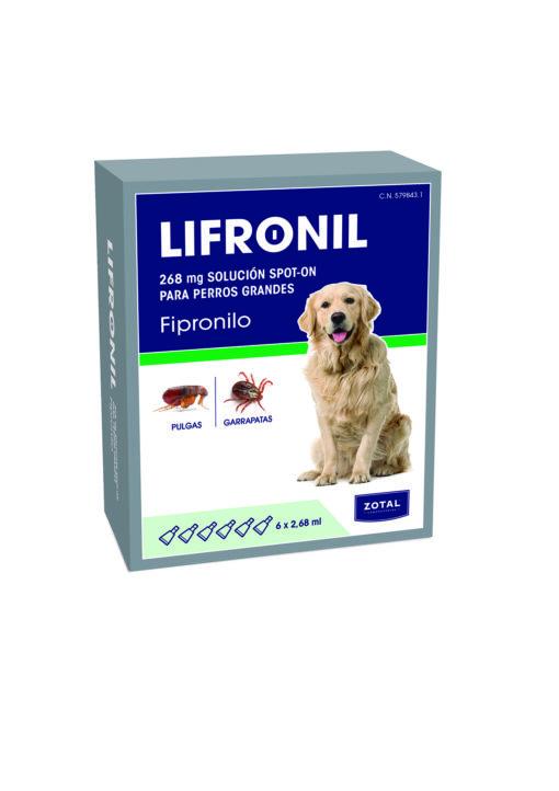lifronil pipetas perros grandes