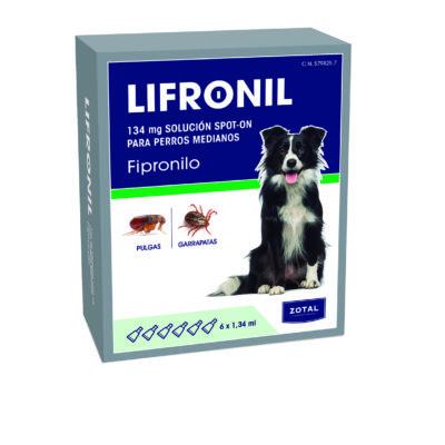 lifronil pipetas perros medianos