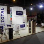 imagen del stand de Zotal Laboratorios en Sicab 2019