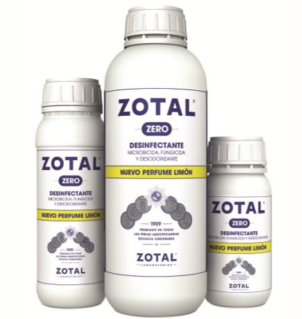 Desinfectante Zotal Zero