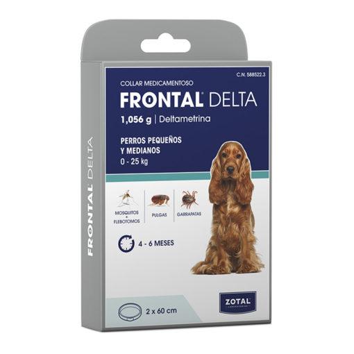 frontal delta perros medianos