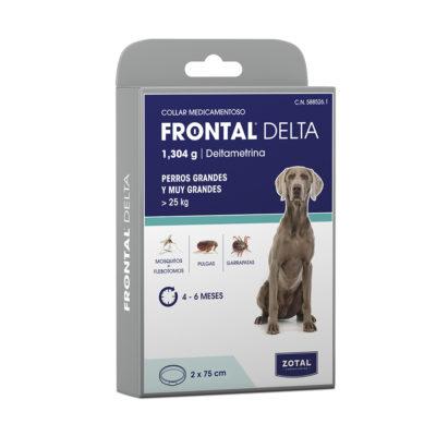 frontal delta perros grandes