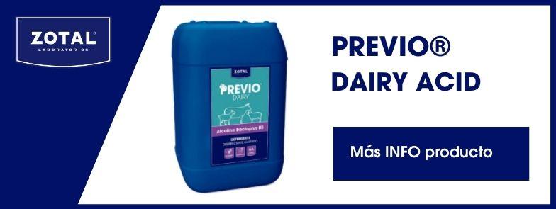 dairy acid